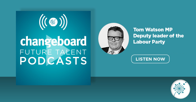 Tom Watson podcast graphic