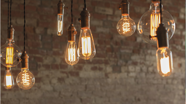 5 things - lightbulbs