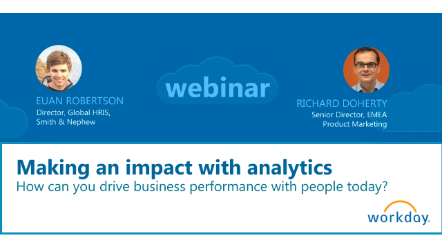 Workday webinar